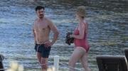 Katy Perry ve Orlando Bloom tatil için Türkiyedeler